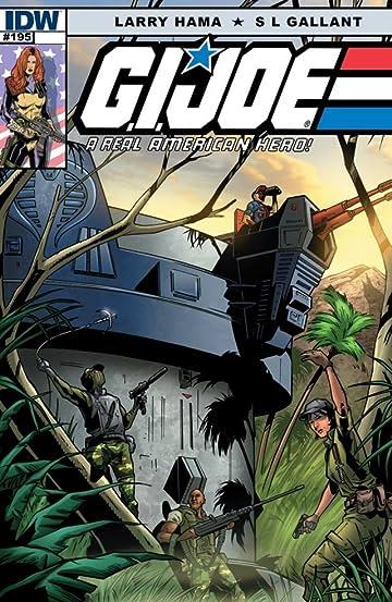 G.I. Joe: A Real American Hero #195