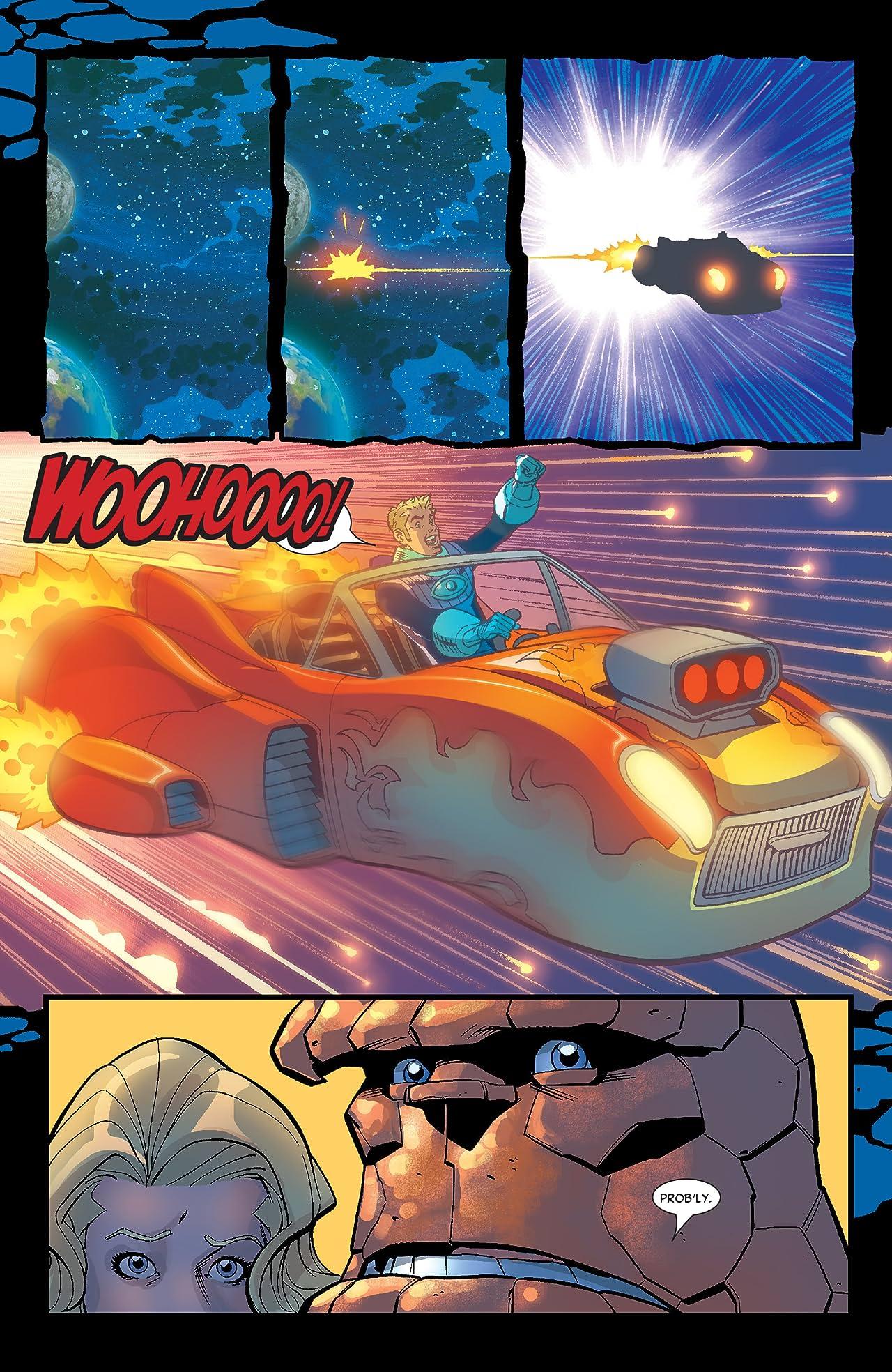 Fantastic Four (1998-2012) #521