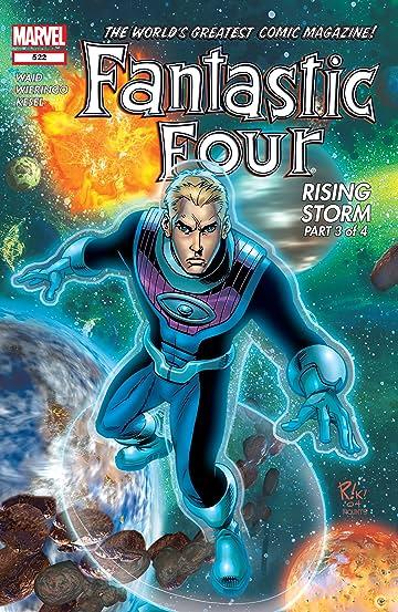 Fantastic Four (1998-2012) #522