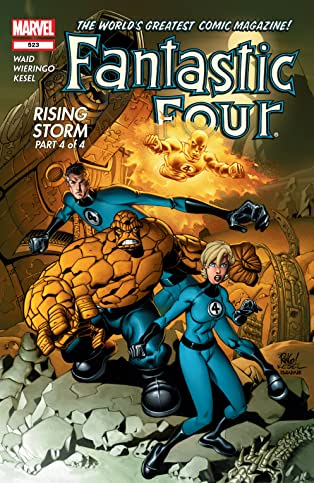 Fantastic Four (1998-2012) #523
