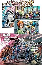 Fantastic Four (1998-2012) #525