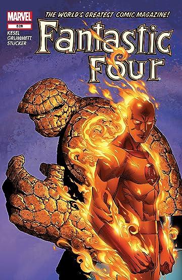Fantastic Four (1998-2012) #526