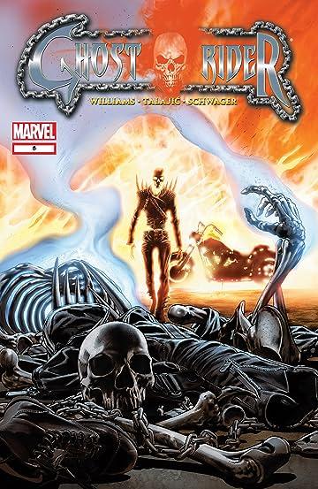 Ghost Rider (2011-2012) #6