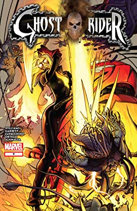Ghost Rider (2011-2012) #9