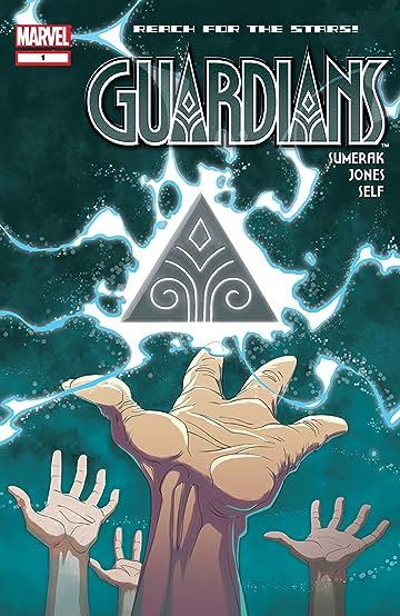 Guardians (2004) #1