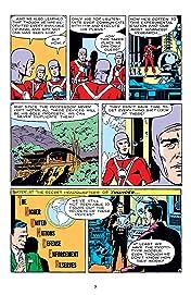 T.H.U.N.D.E.R. Agents Classic #1