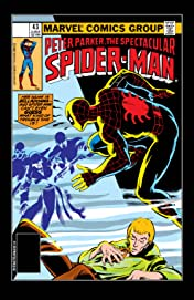 Peter Parker, The Spectacular Spider-Man (1976-1998) #43