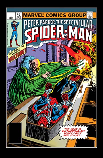 Peter Parker, The Spectacular Spider-Man (1976-1998) #45