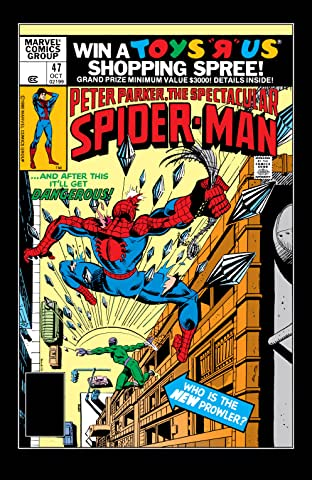 Peter Parker, The Spectacular Spider-Man (1976-1998) #47