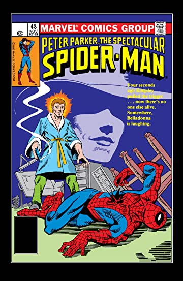 Peter Parker, The Spectacular Spider-Man (1976-1998) #48