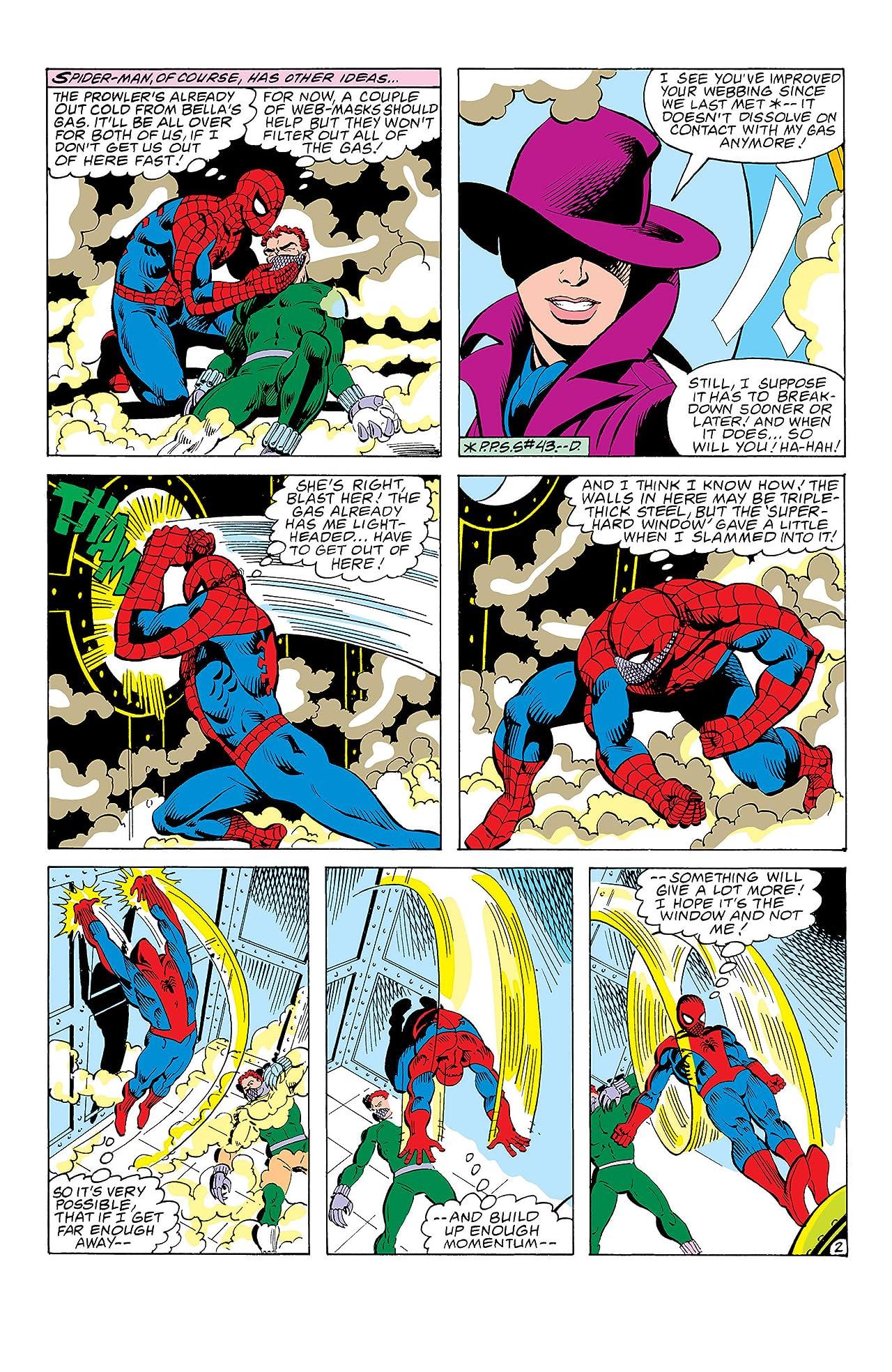 Peter Parker, The Spectacular Spider-Man (1976-1998) #48