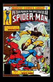 Peter Parker, The Spectacular Spider-Man (1976-1998) #49