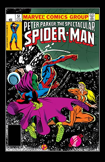 Peter Parker, The Spectacular Spider-Man (1976-1998) #51