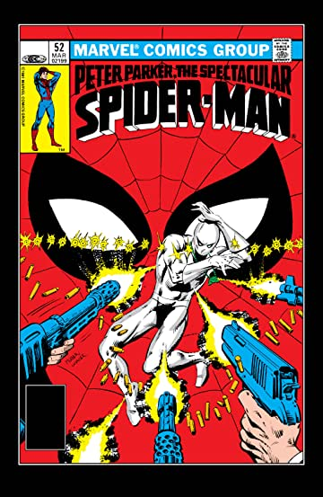 Peter Parker, The Spectacular Spider-Man (1976-1998) #52
