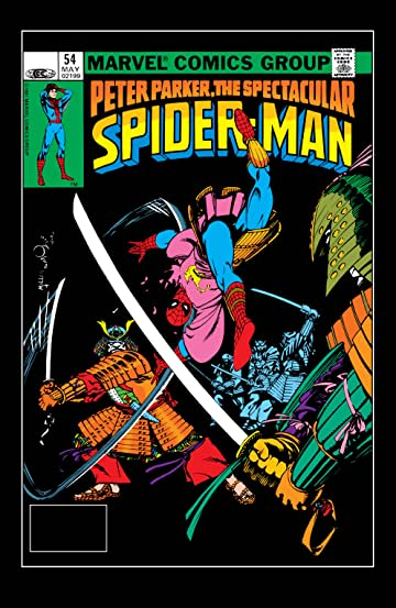 Peter Parker, The Spectacular Spider-Man (1976-1998) #54