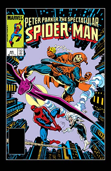 Peter Parker, The Spectacular Spider-Man (1976-1998) #85