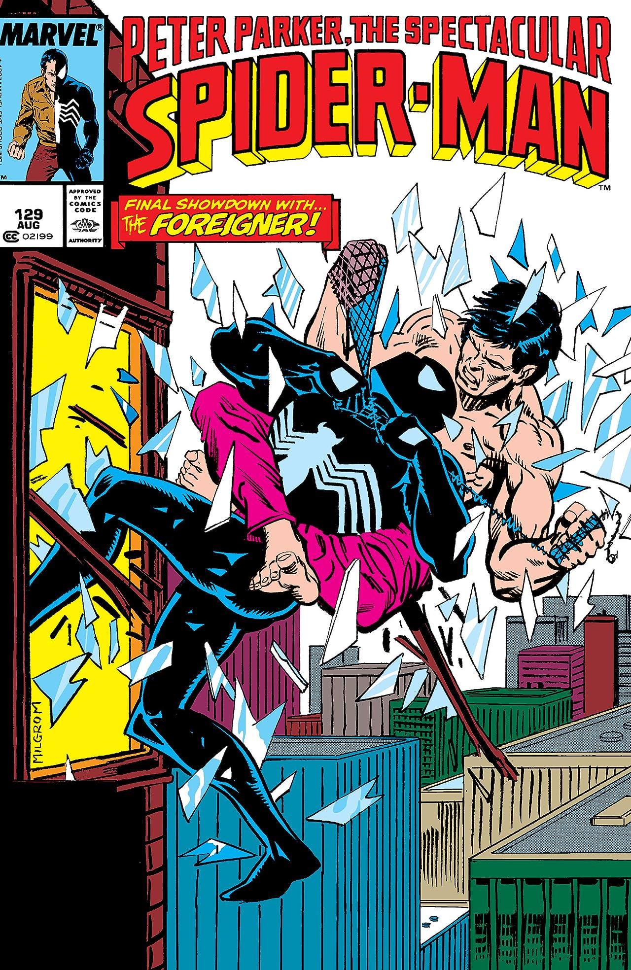 Peter Parker, The Spectacular Spider-Man (1976-1998) #129