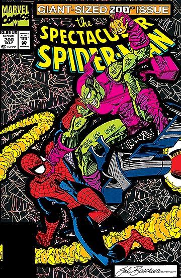 Peter Parker, The Spectacular Spider-Man (1976-1998) #200