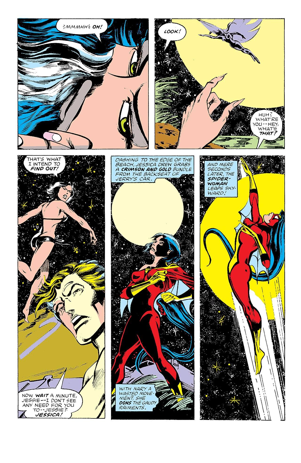 Spider-Woman (1978-1983) #10
