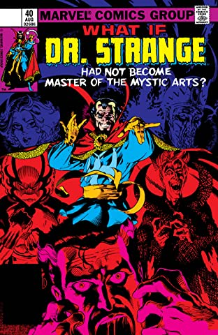 What If? (1977-1984) #40