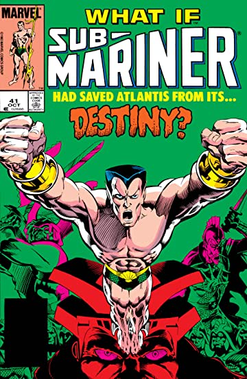 What If? (1977-1984) #41