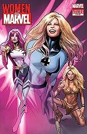 Women of Marvel (2010) #2 (of 2)