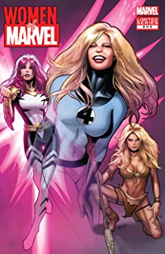 Women of Marvel (2010) #2 (of 2)