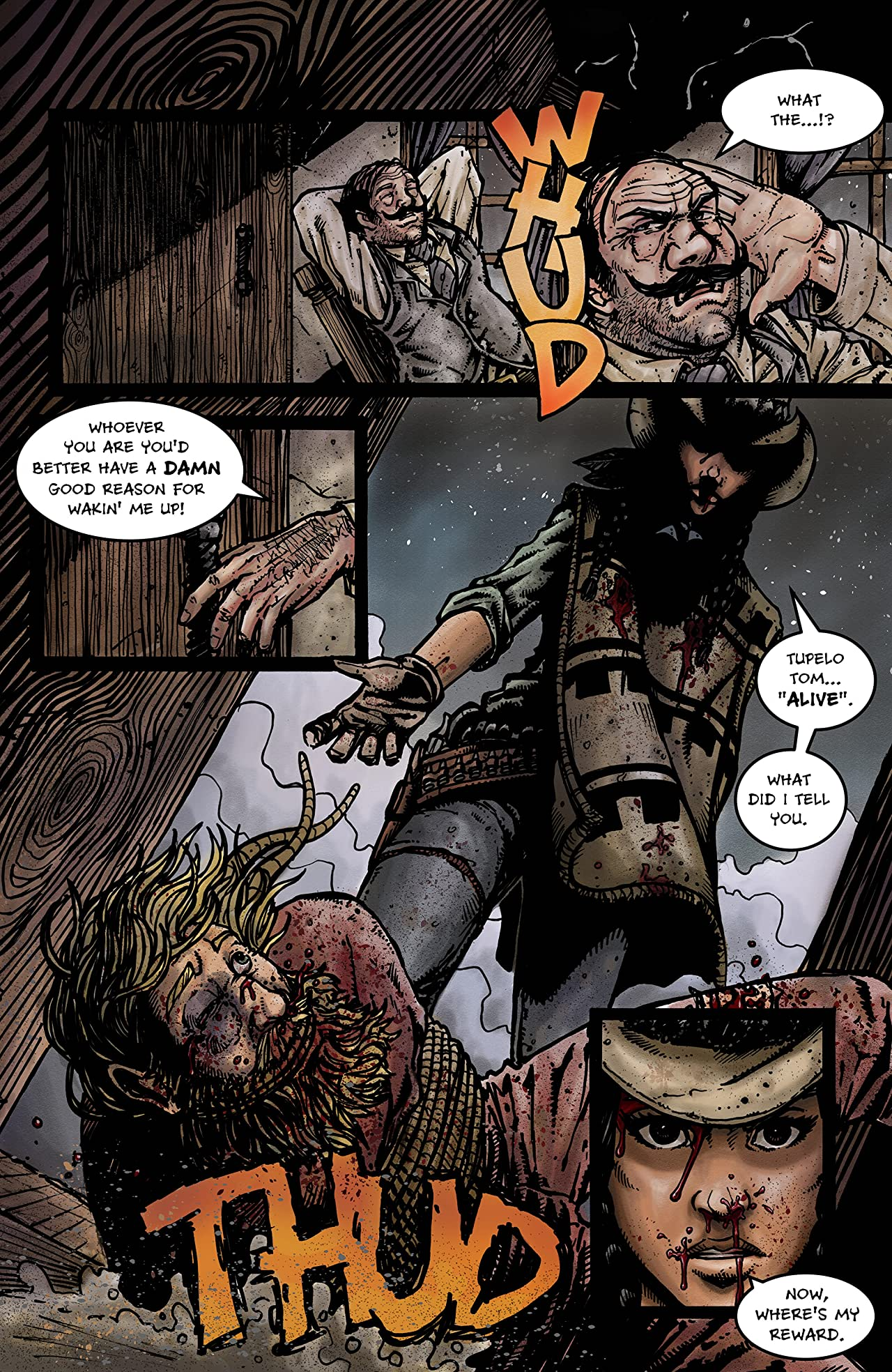 Crow Jane: And the Land of Death #0