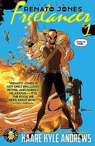 Renato Jones: Season Two No.1