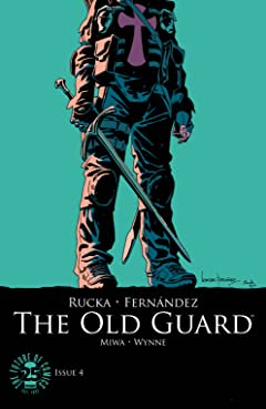 The Old Guard #4
