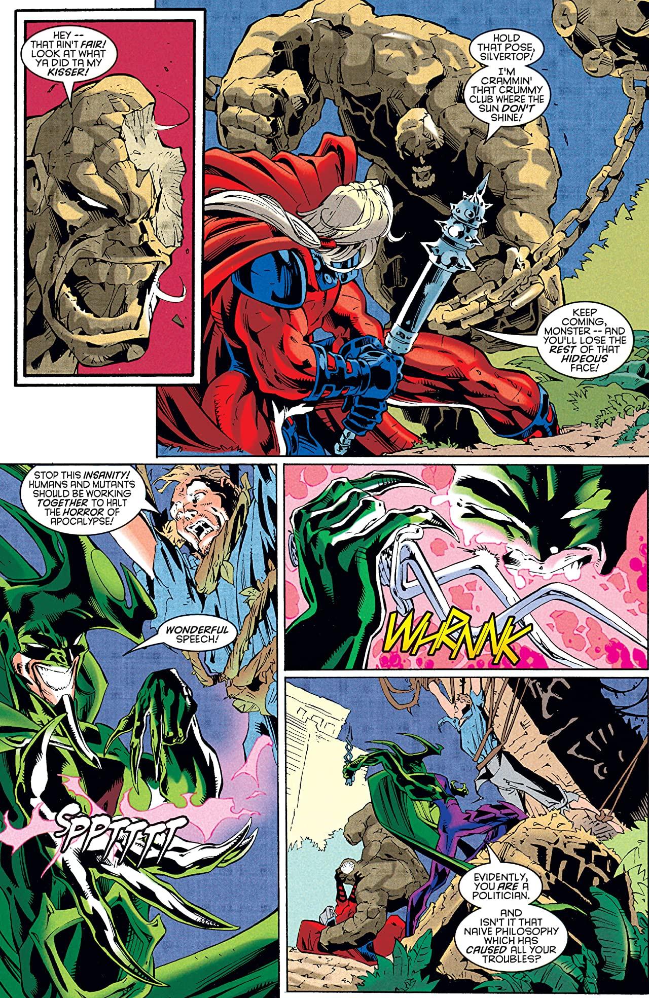 Tales from the Age of Apocalypse: By The Light