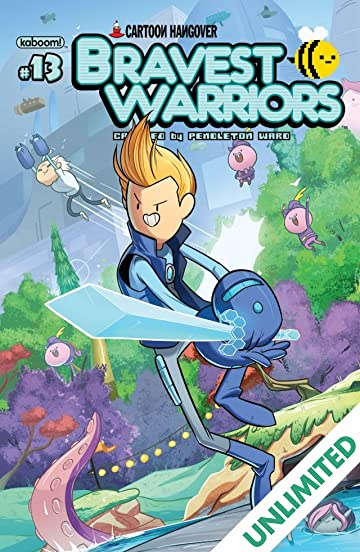 Bravest Warriors #13