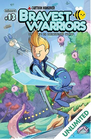 Bravest Warriors #13