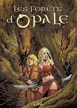 Les Fôrets d'Opale Vol. 8 : Les Hordes de la nuit