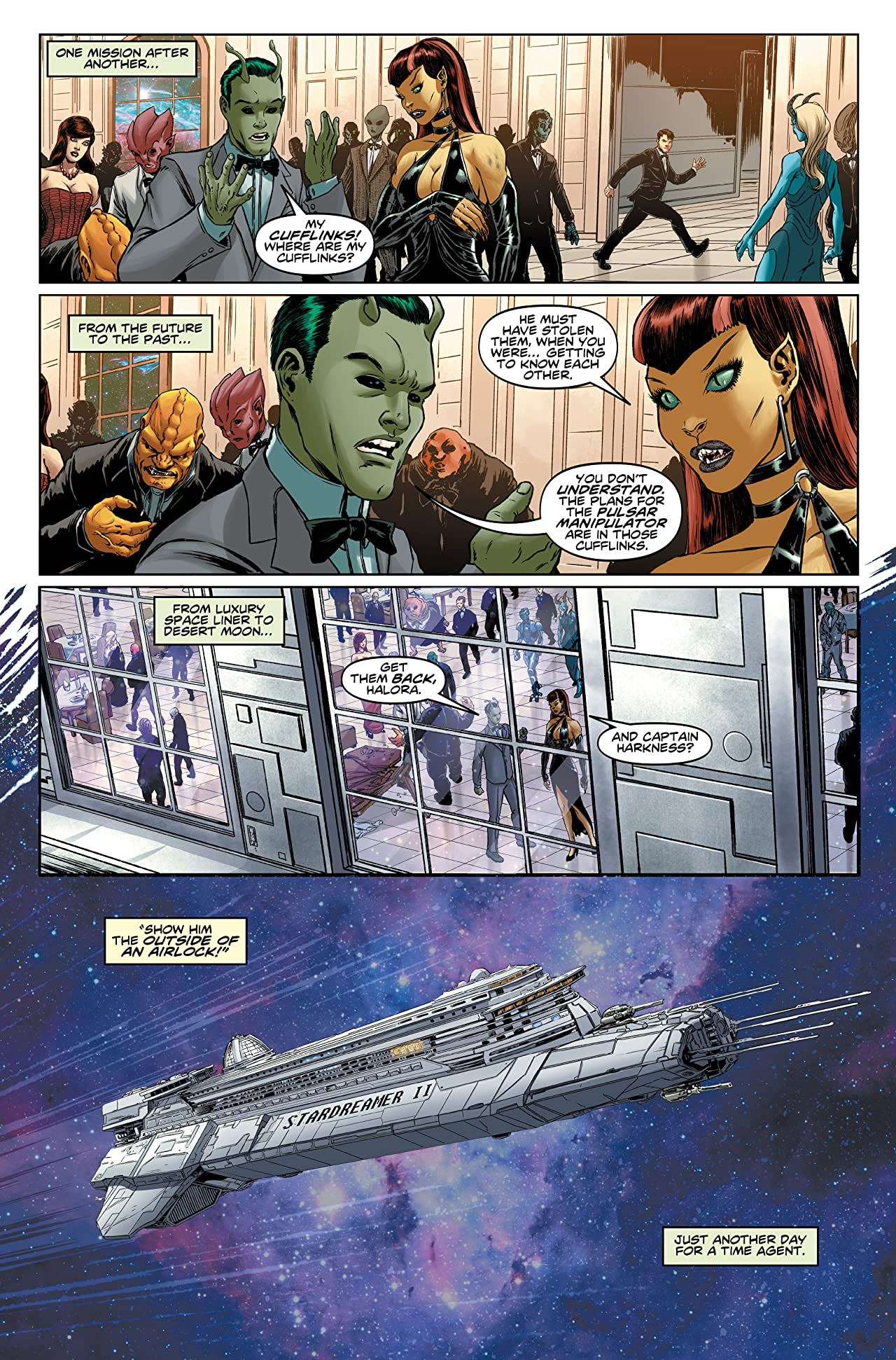 Doctor Who: The Ninth Doctor #2.13