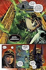 The Mummy Vol. 1: Palimpset