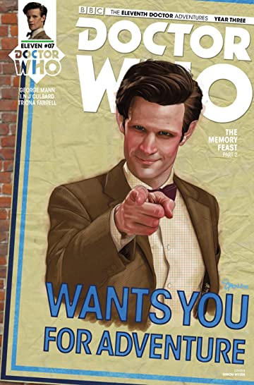Doctor Who: The Eleventh Doctor #3.7