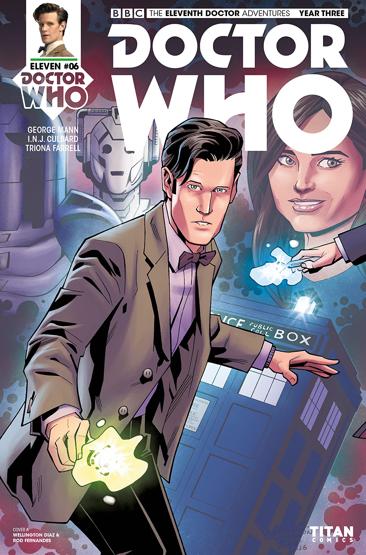 Doctor Who: The Eleventh Doctor #3.6