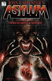 John Carpenter's Asylum #3