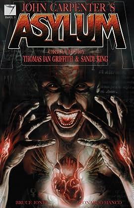 John Carpenter's Asylum #3