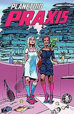 Planetoid Praxis #4