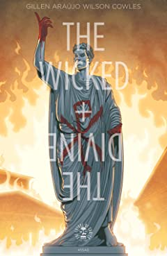 The Wicked + The Divine: 455 AD