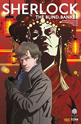 Sherlock: The Blind Banker #5
