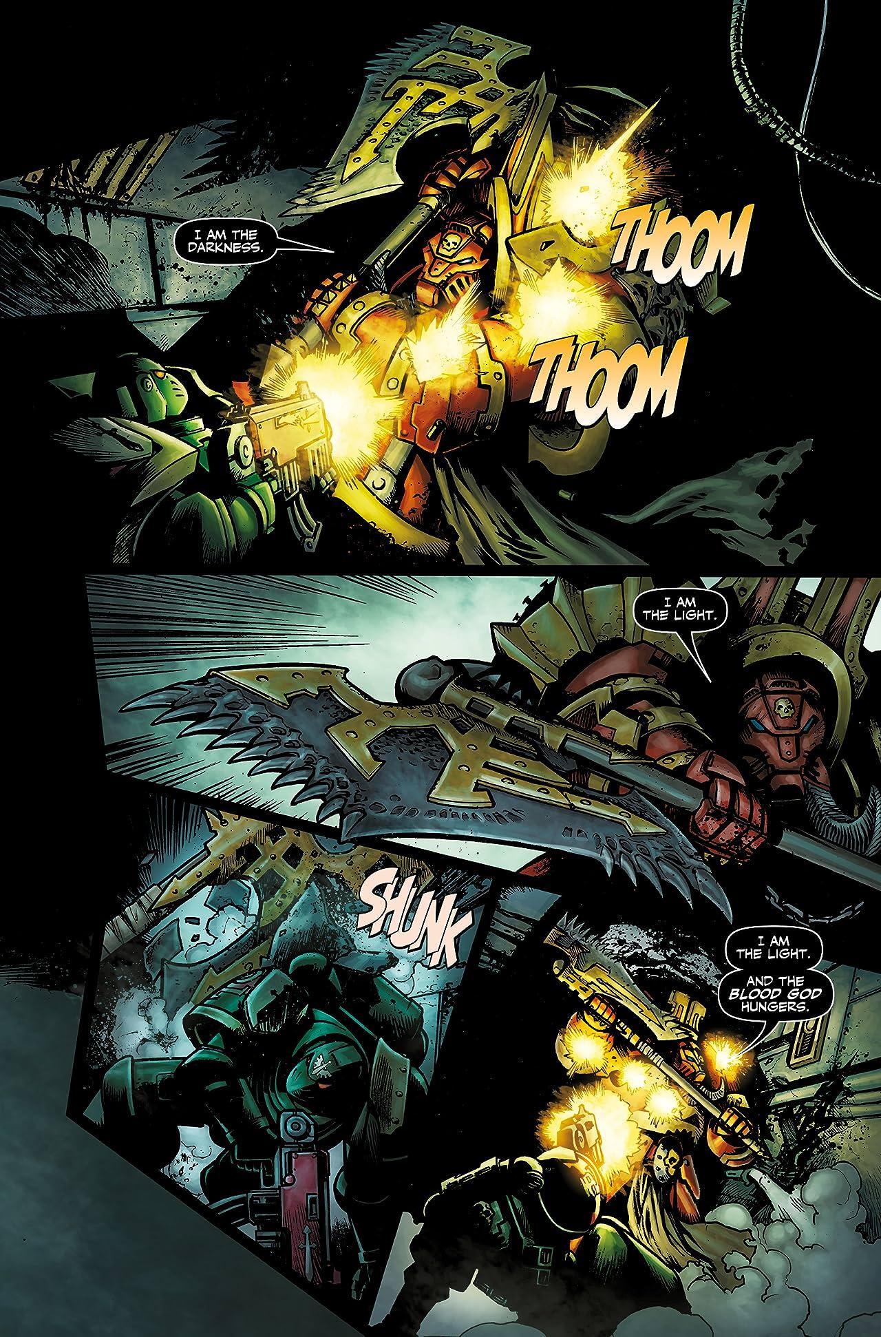 Warhammer 40,000: Revelations #7