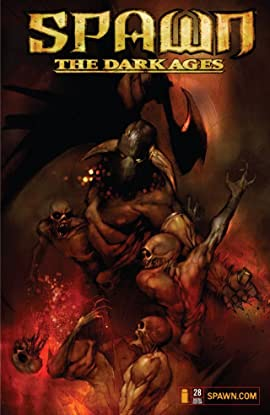 Spawn: The Dark Ages #28