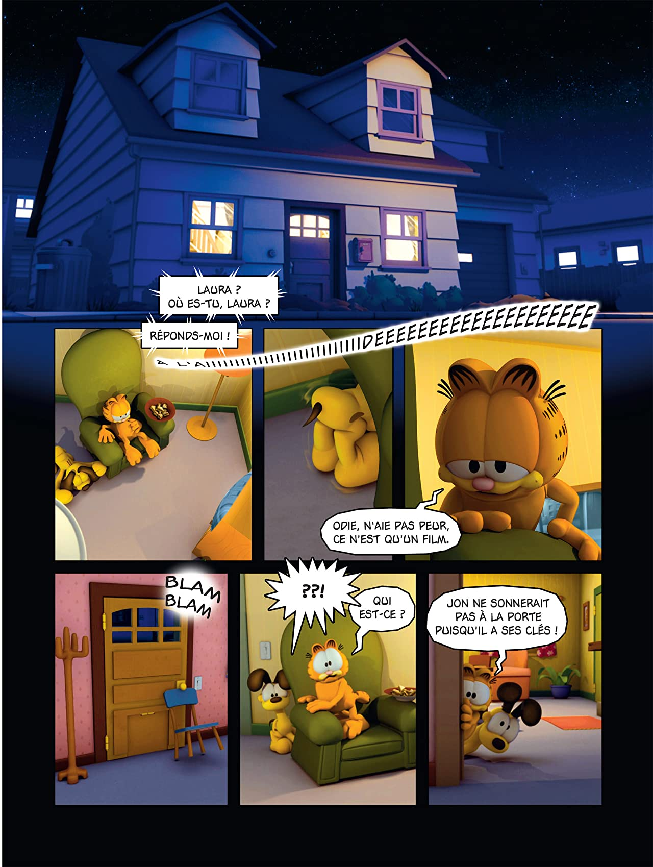 Garfield et Cie Vol. 5: Quand les souris dansent