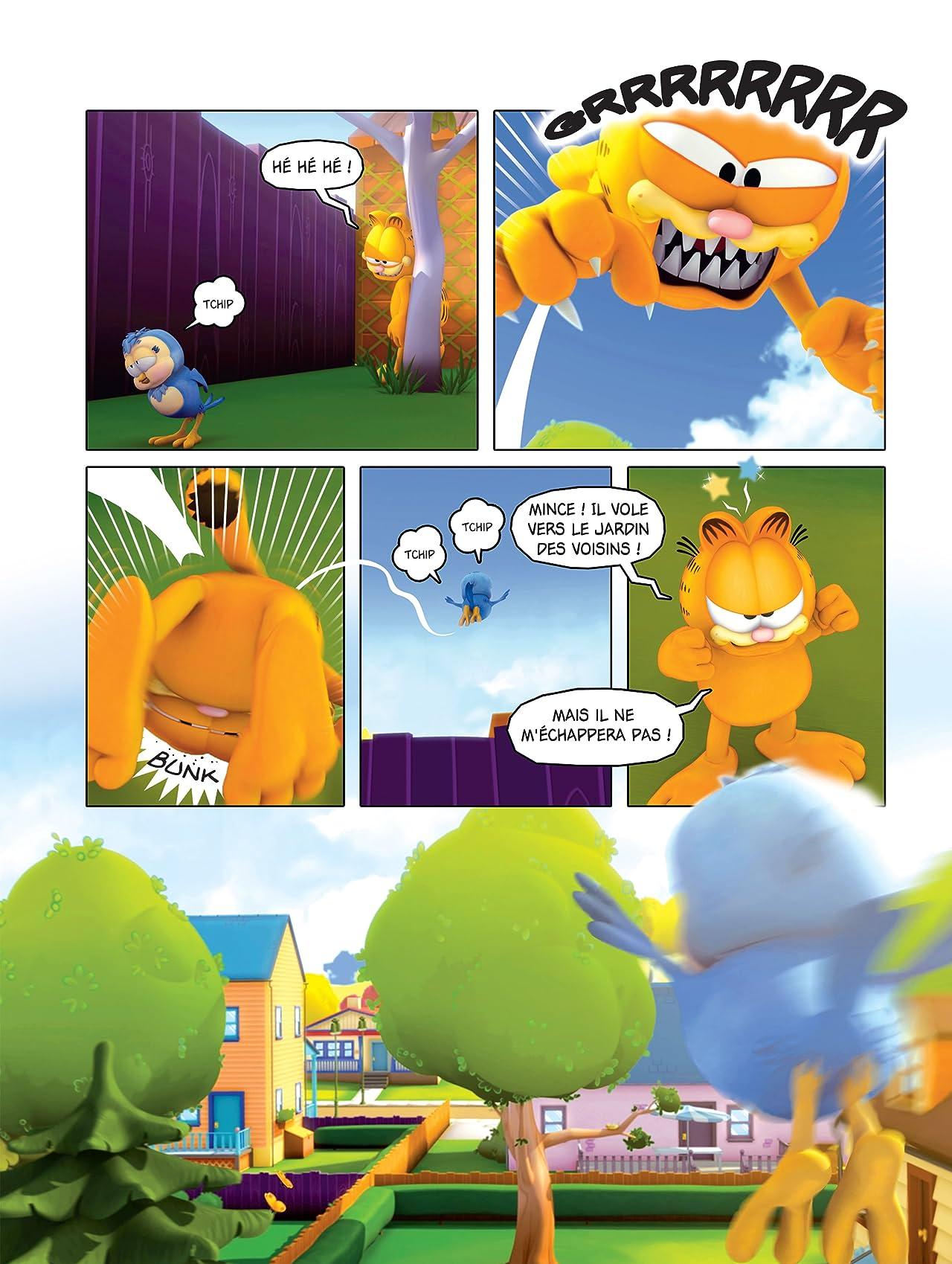 Garfield et Cie Vol. 6: Maman Garfield