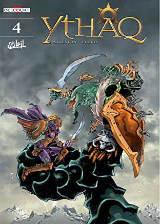 Ythaq Tome 4: The Shadow of Khengis