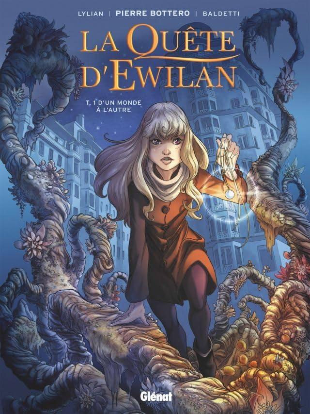 La quête d'Ewilan Vol. 1: D'un monde à l'autre