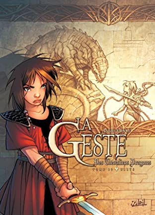 La Geste des Chevaliers Dragons Vol. 12: Ellys